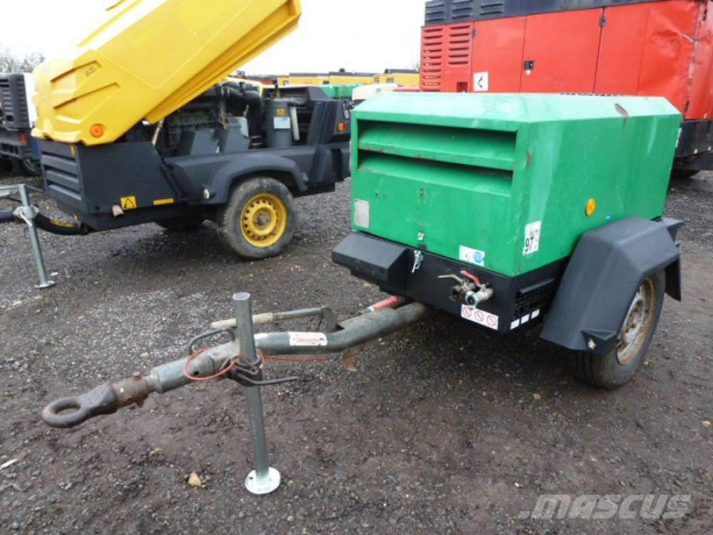 Ingersoll Rand 7-20 S-NO 122083