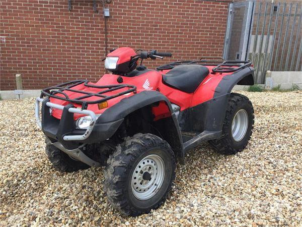 used honda atv atvs price 5 069 for sale mascus usa. Black Bedroom Furniture Sets. Home Design Ideas