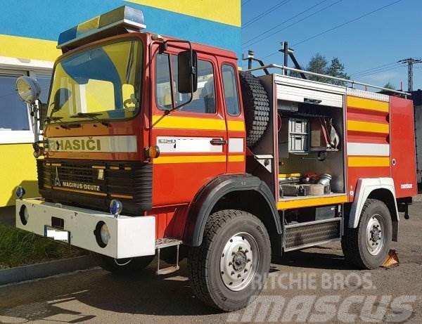 Deutz (A) MAGIRUS 160 M9 +Rosenbauer