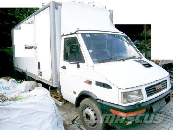 Iveco 59.12 Daily Turbo + Cargo