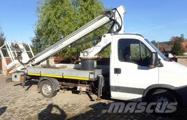 Iveco Daily 35 S18 +(IT) GTS/GRU 179 T