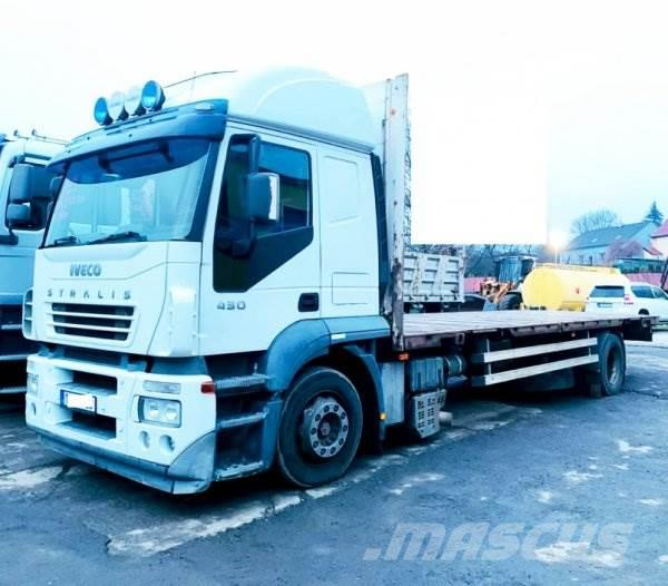 Iveco Stralis AT 190.430 +Kogel NNC0 78