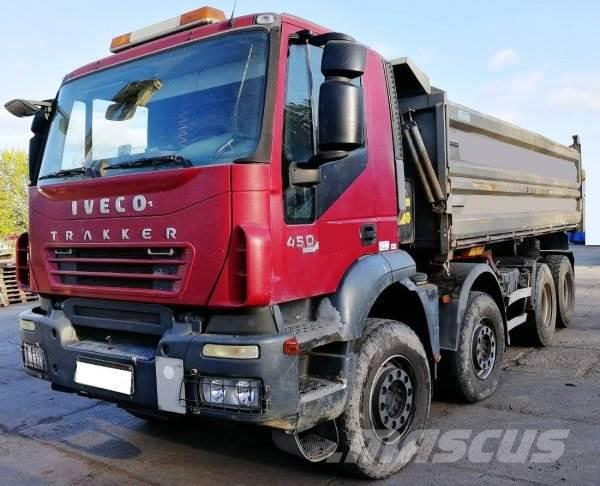 Iveco Trakker 450 +VS Mont