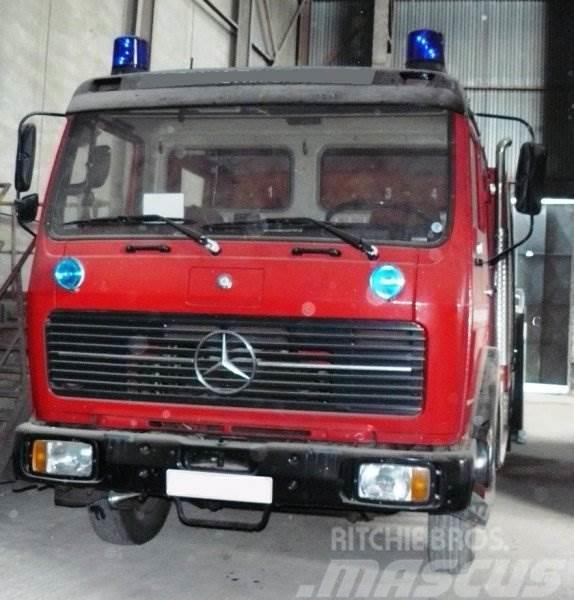 Mercedes-Benz 1017 +(DK) Meisner Jensen