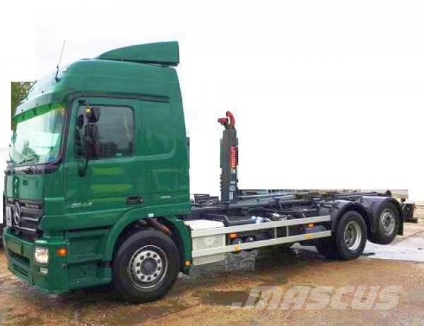 Mercedes-Benz 2544 Actros +Multilift