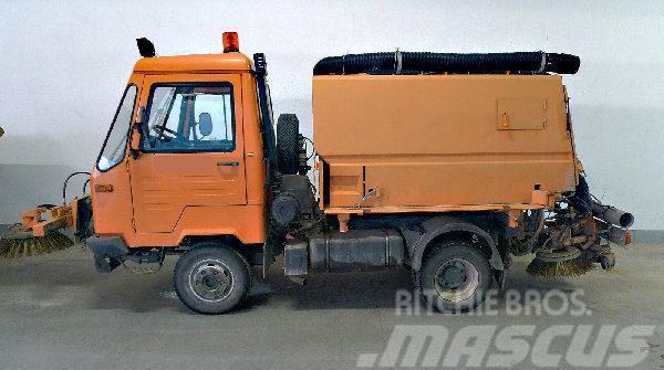Multicar M 26 +Trilety MUK