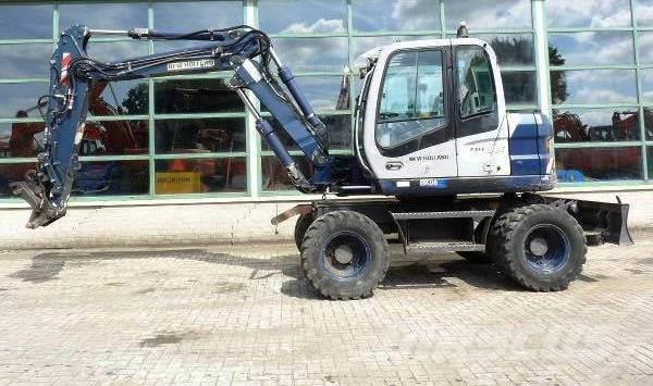 New Holland 3-6 MH
