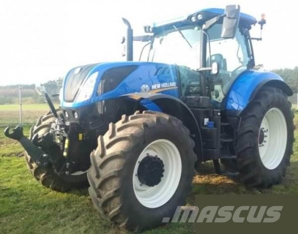 New Holland T 7.210 S