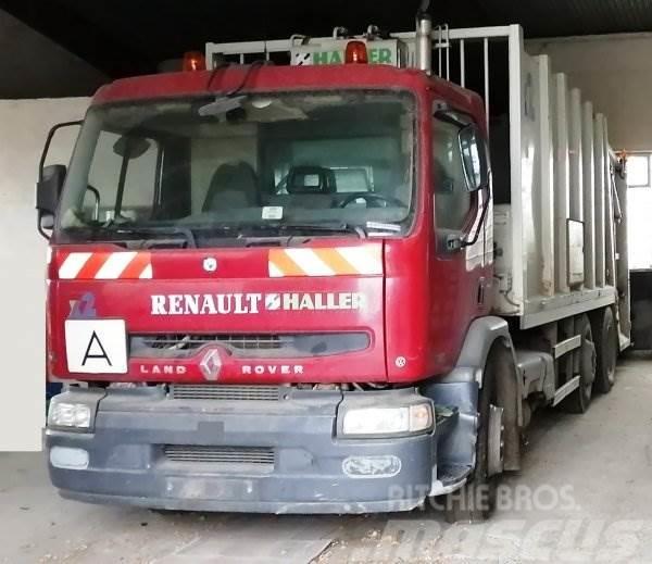 Renault Premium 320 DCI + Haller X2M 21