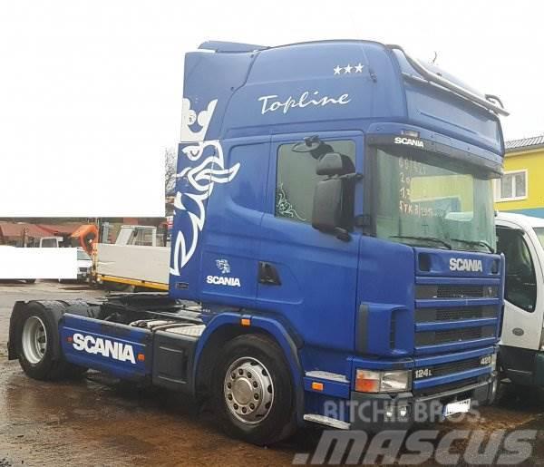Scania 124.400 TopLine