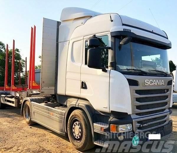 Scania R450 +(PL) Bodex KIS 3