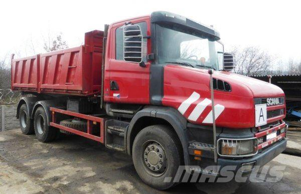 Scania T 124 CB