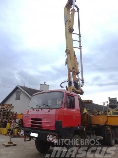 Tatra T815 +Schwing Elba AP 7018