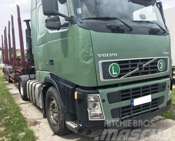 Volvo FH 12.460 +Palfinger Epsilon +(SK) RCH24