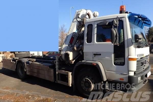 Volvo FL6 E42R +Hiab 175 2S+JS