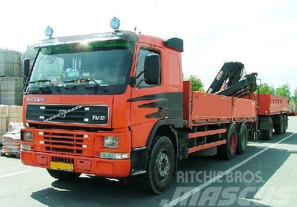 Volvo FM12 62R + Hiab