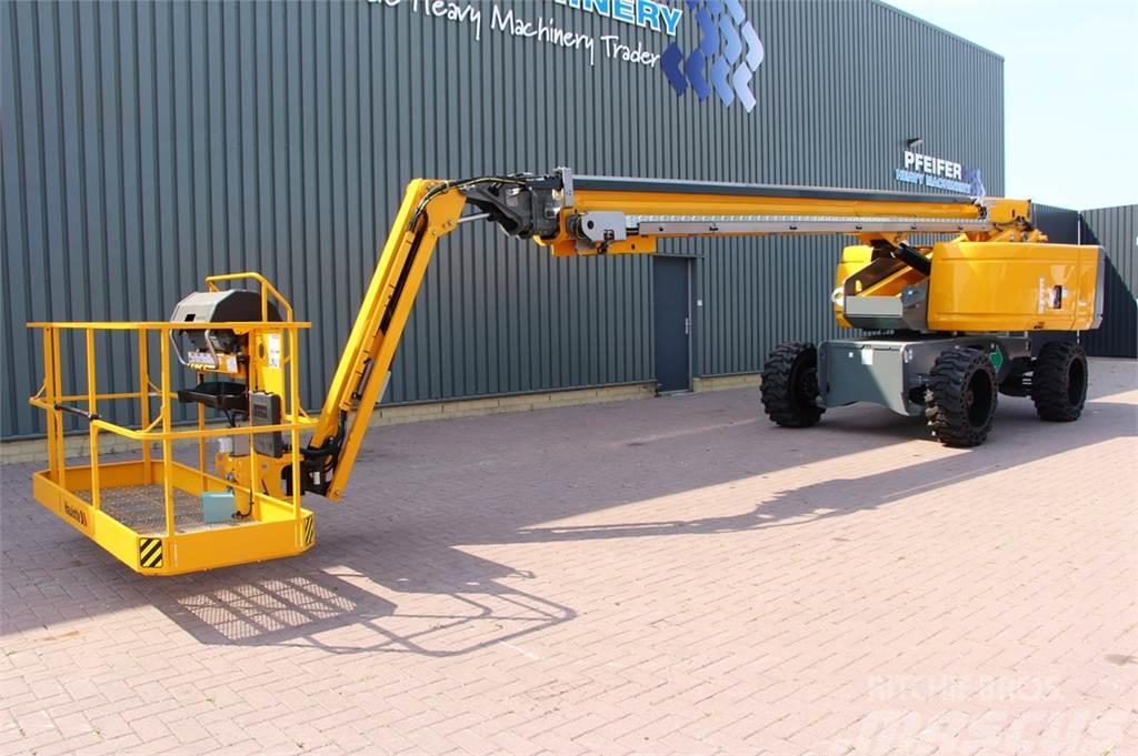 Haulotte HT28RTJPRO Valid inspection, *Guarantee! 28 m Work