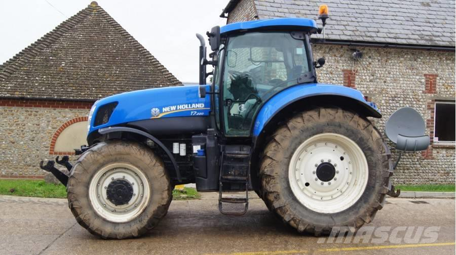 New Holland T 7.220 PC