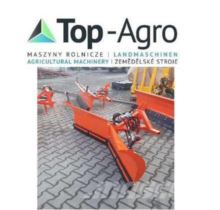 Top-Agro VARIO snow plough economic 1,5m / chasse neige