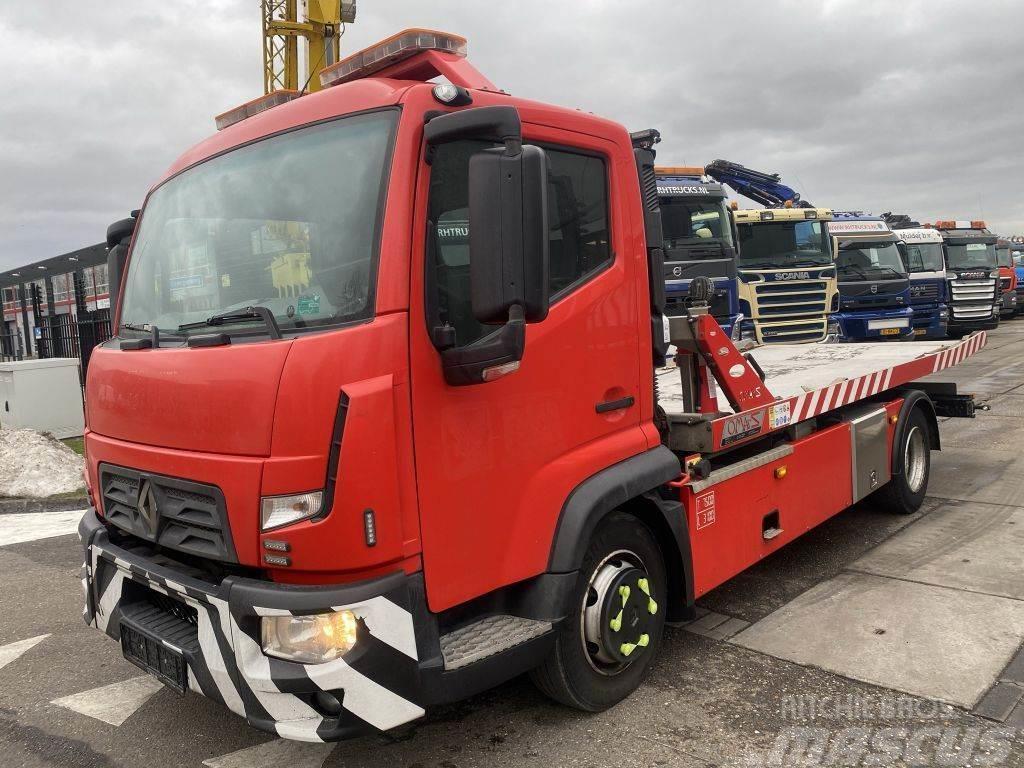 Renault D180 EURO 6 + OMARS S2000 SL-031 MET REMOTE