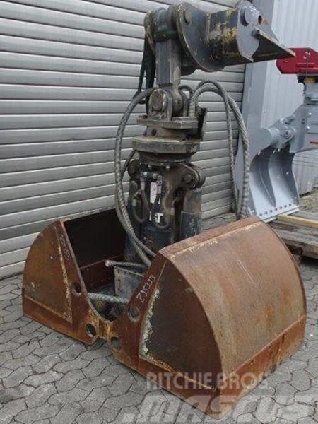 HGT DCS4-1000 Zweischalen-Tiefbau-Greifer MS21