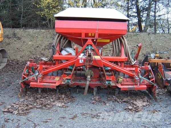 Kverneland ng14300 + dal, Power harrows and rototillers