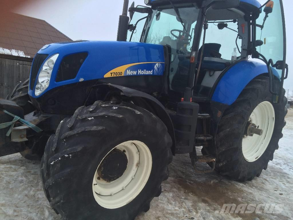 New Holland T 7030 PC