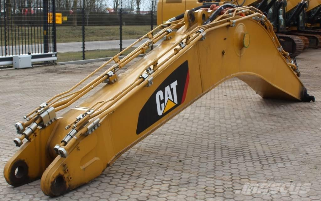 Caterpillar 352F Boom All-functions
