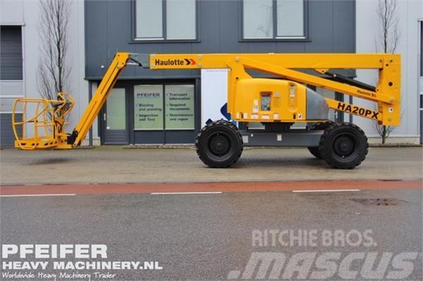 Haulotte HA20PX For Rent!