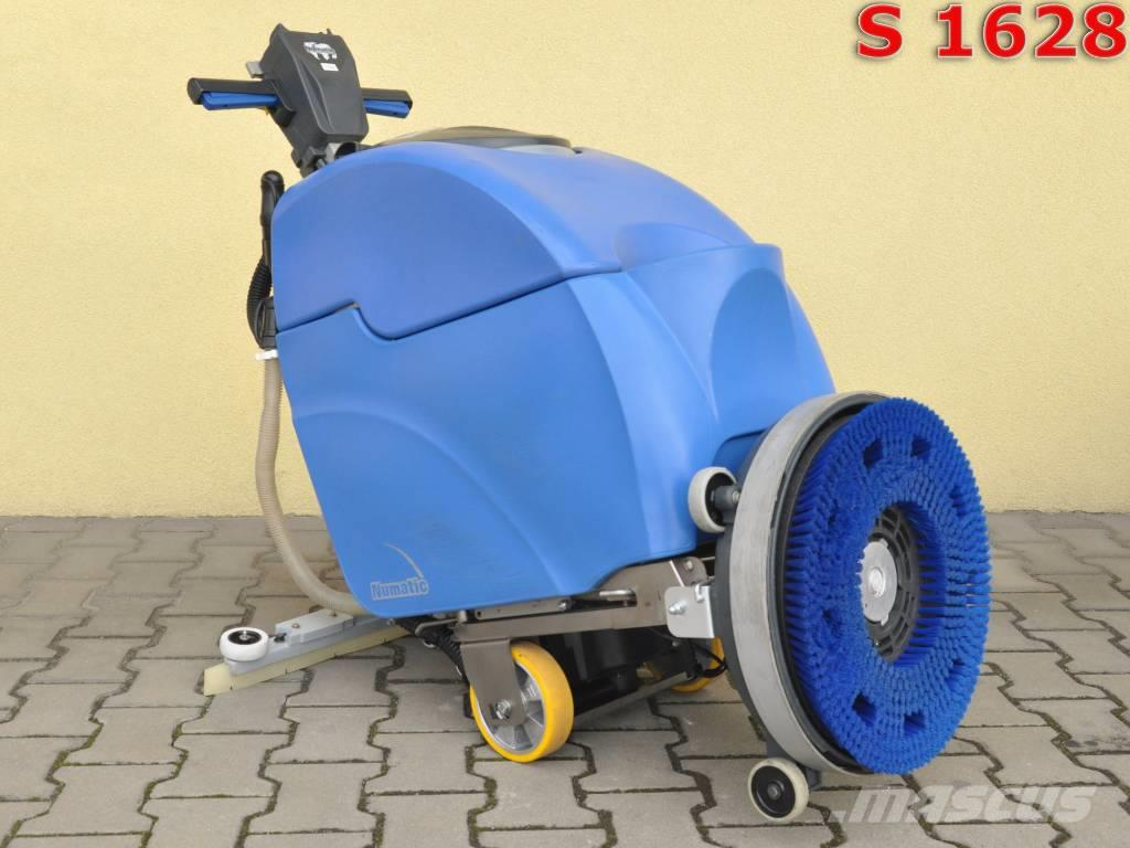 [Other] Scrubber dryer NUMATIC TTB 3450