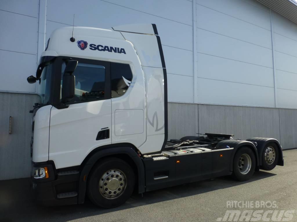 Scania R500 6x2 Euro6