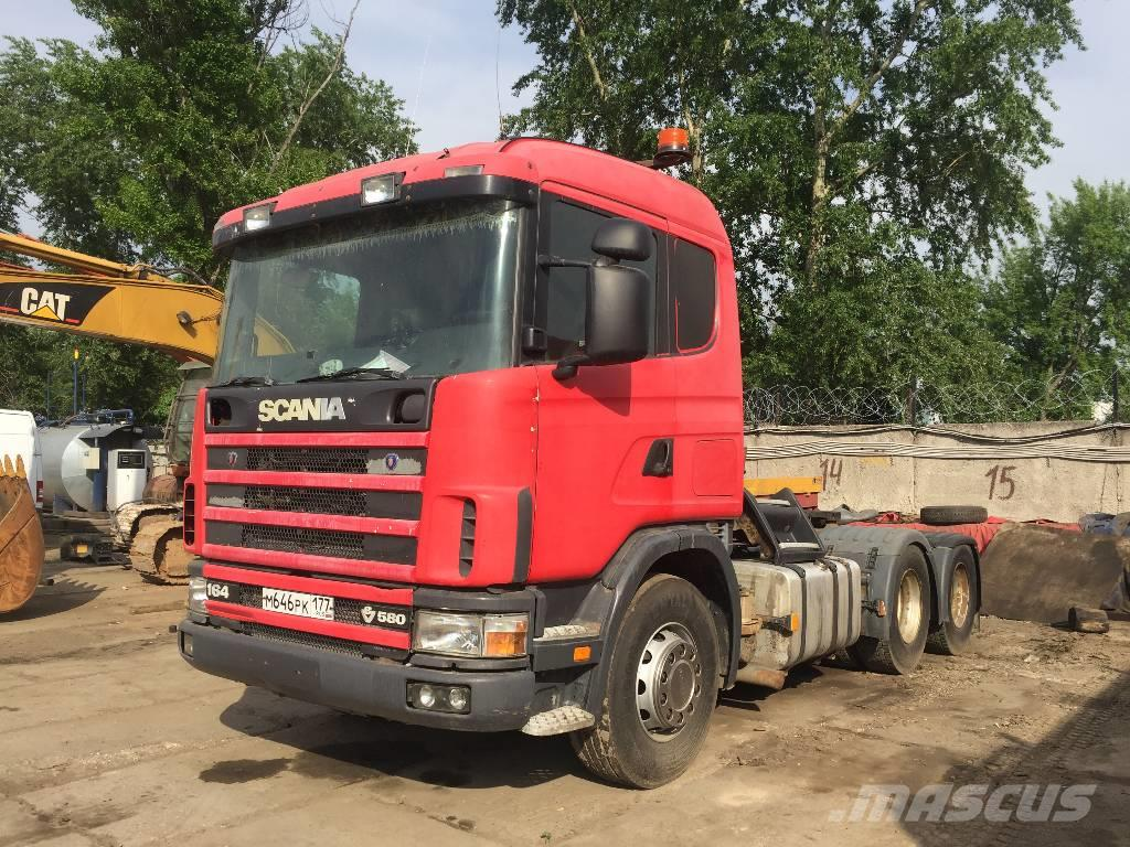 Scania 164