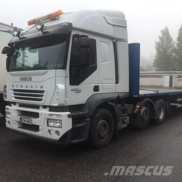 Iveco Stralis AT 440S42