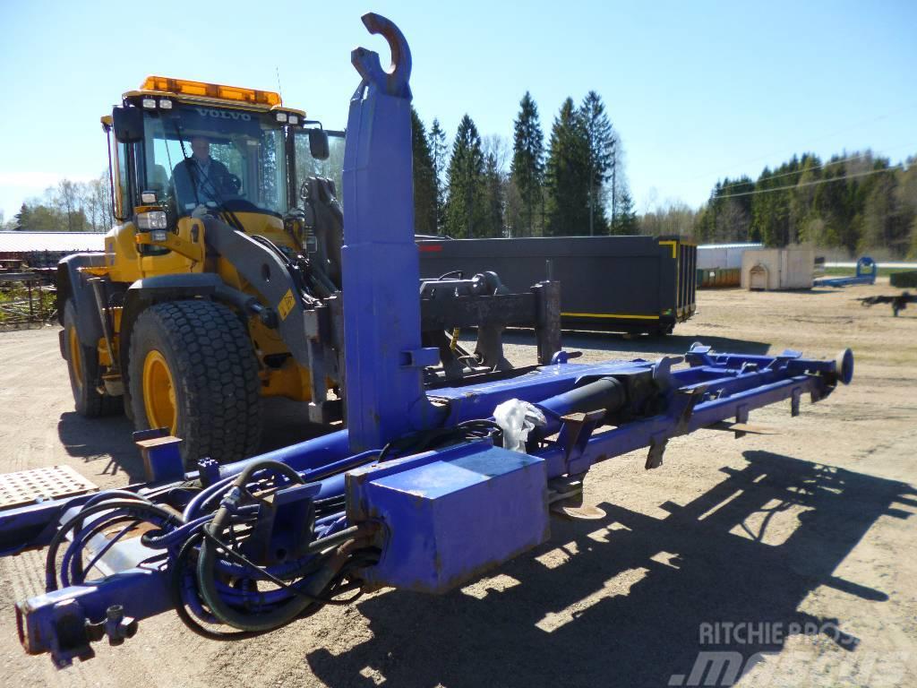 Hiab Lastväxlare Multilift