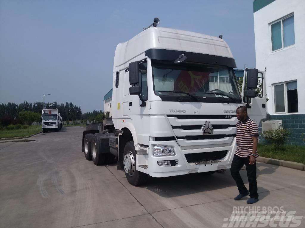 [Other] sinotuk howo tractor truck zz4257s3247 truck
