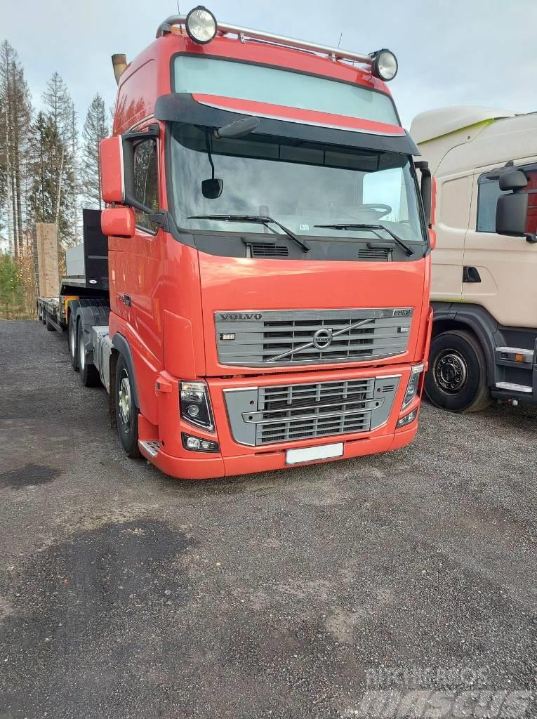 Volvo FH 16 700cv 6x4 Tractor unit (Scania-MAN)