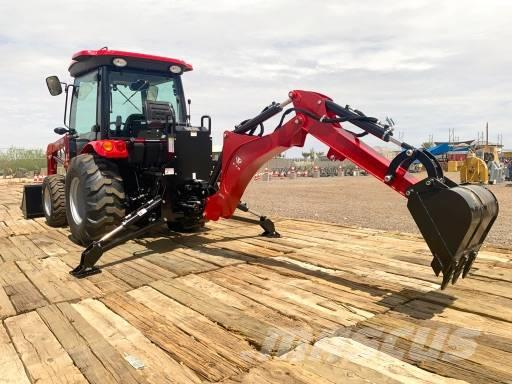 TYM Tractors T39HSTC-TLB Cab Tractor Ldr Backhoe 40HP 4x4 HST