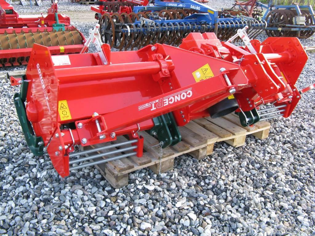 Perugini FRÆSER HF 230 85-100 HK 3 METER