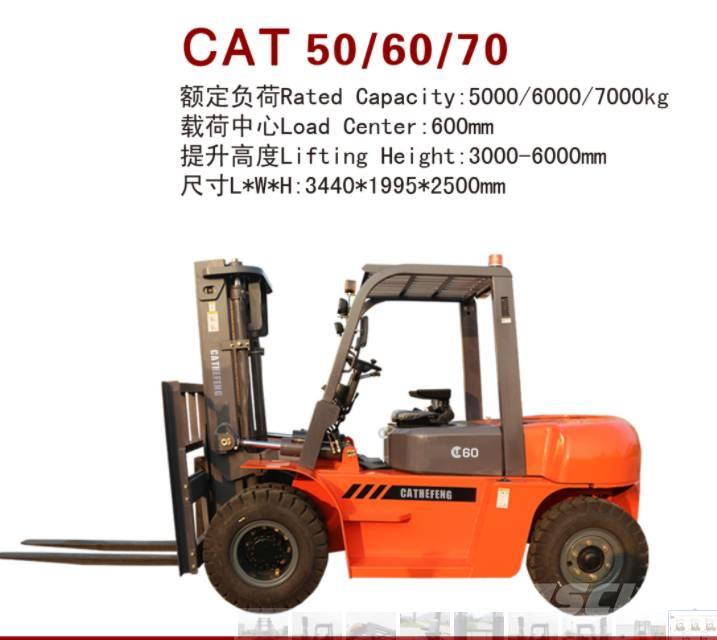 Cathefeng CAT 50/60/70