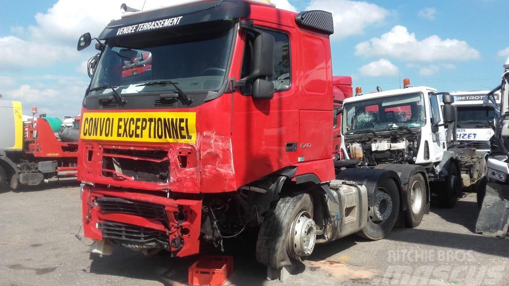 Volvo VOLVO FH 540 *ACCIDENTE*DAMAGED*UNFALL*