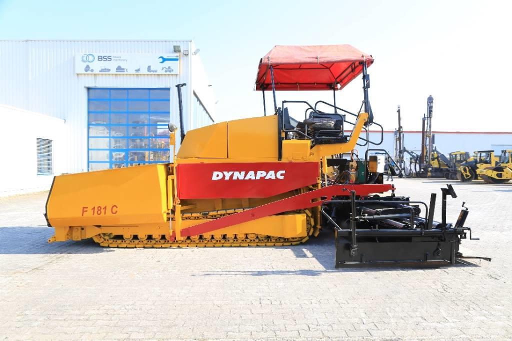 Dynapac F181 C