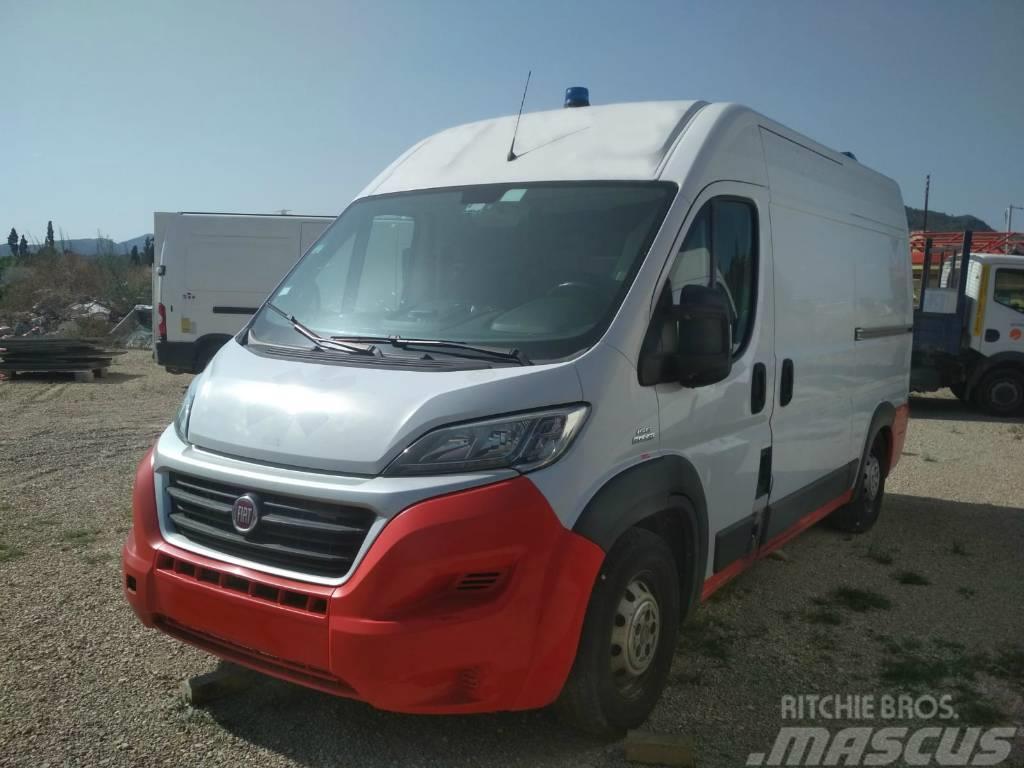 Fiat Ducato 3.5 MH2 2.3 150MJT (4845) Ambulance