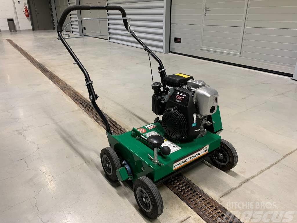 Billy Goat CR550HCEU Compact Power Rake