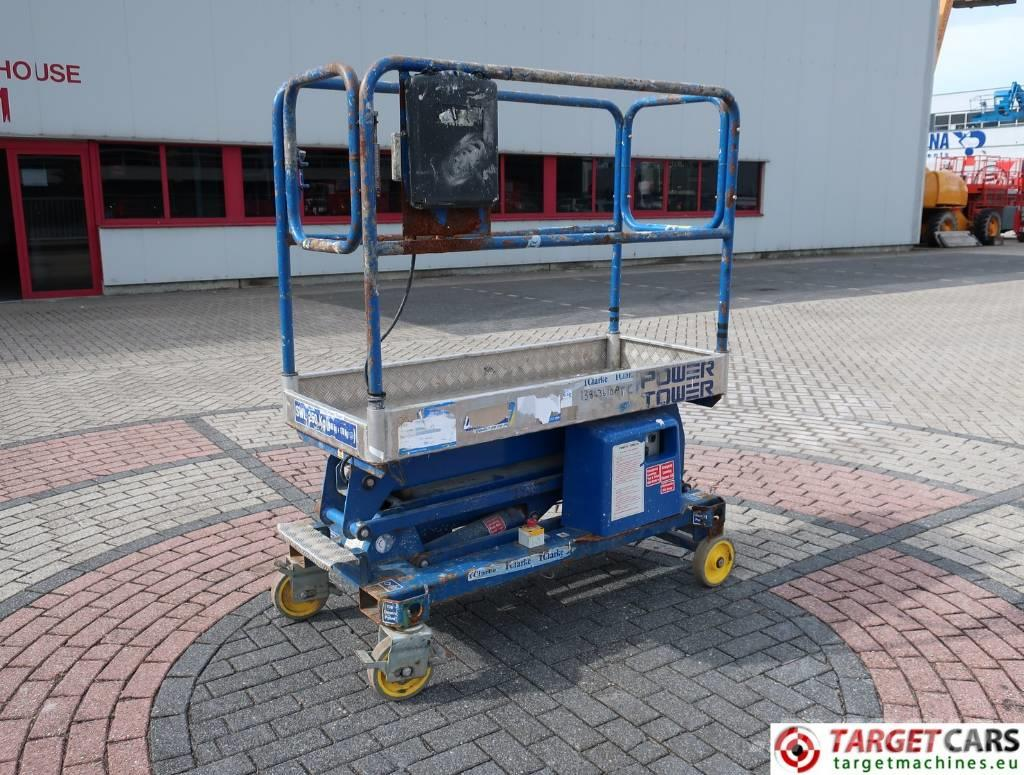 Power Towers Power Tower Electric Push Around Work Lift