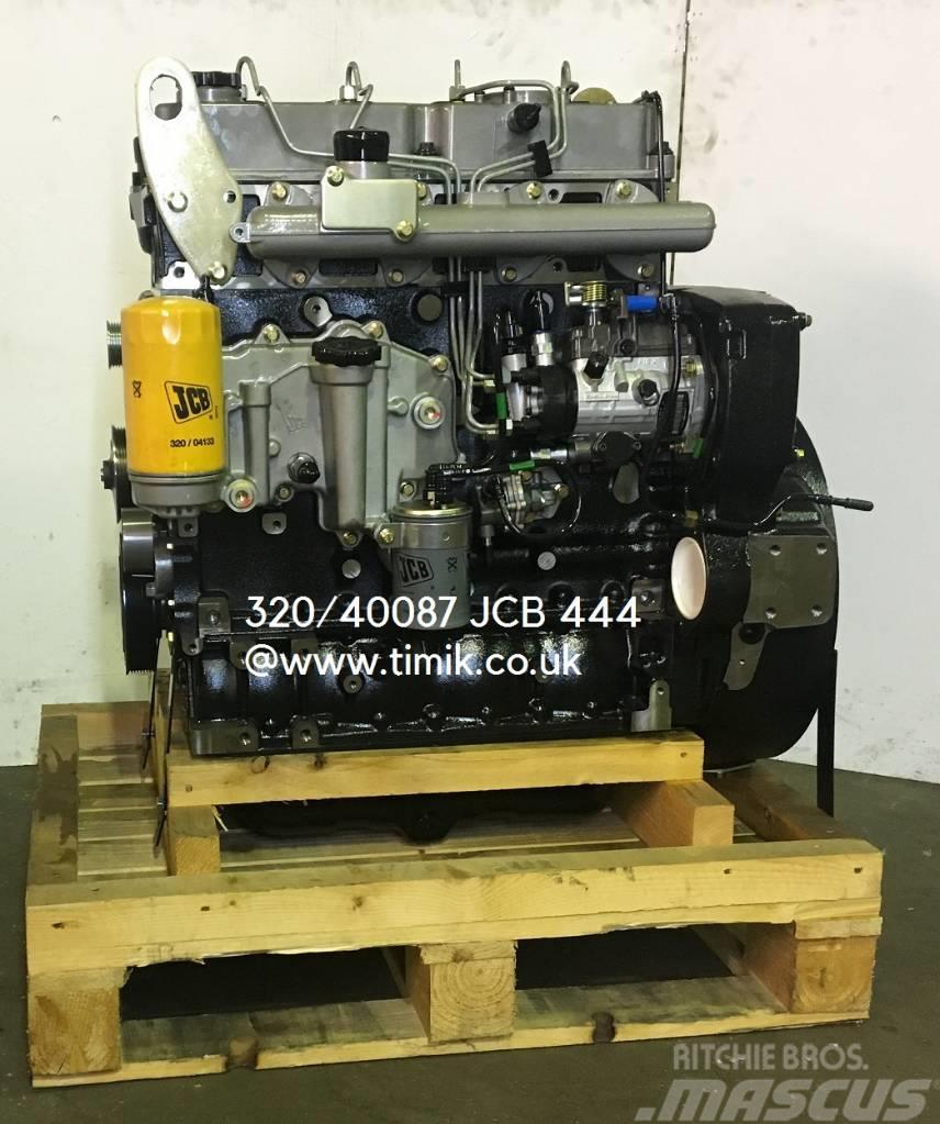 JCB 444 Engines (New)