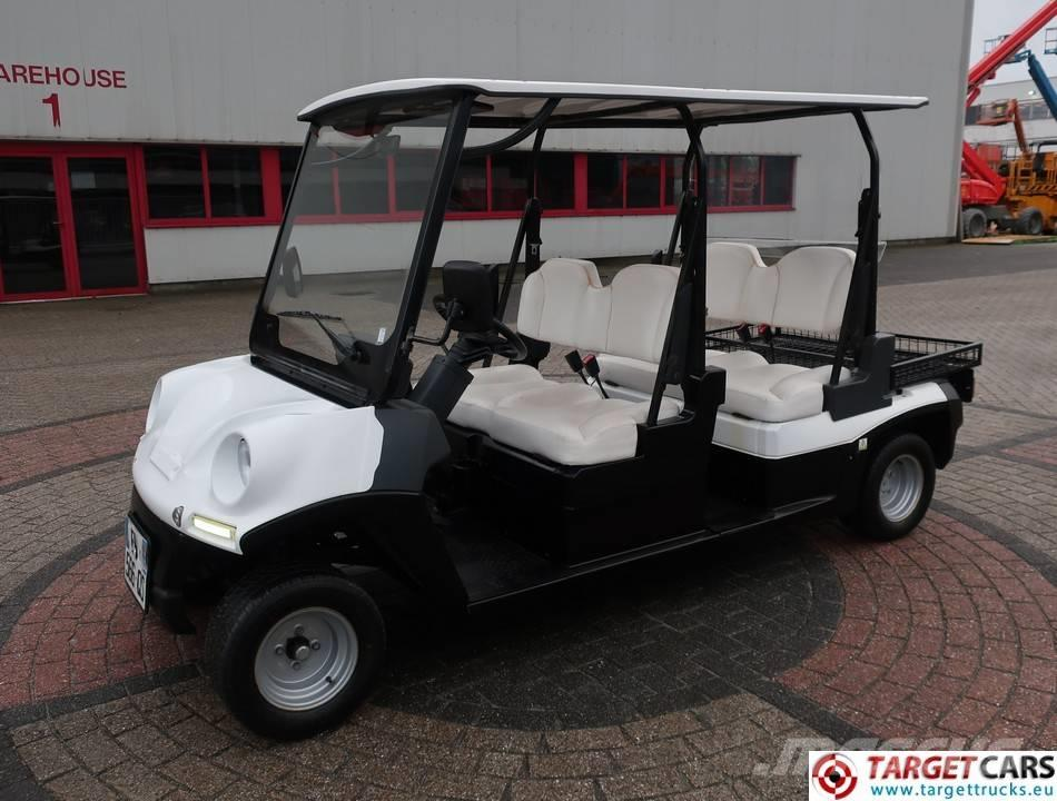 Melex Electric Golf Cart 4-Person Street Approval L7E