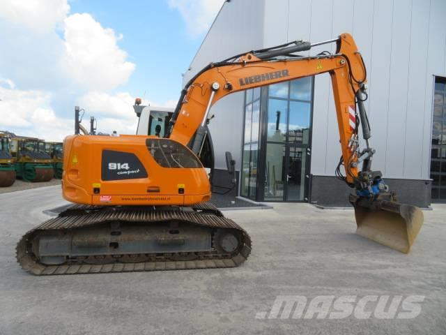Liebherr A 914 Litronic Compact