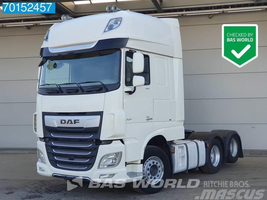 DAF XF 530 6X2 SSC ACC Hydraulik Liftachse LDWS Euro 6