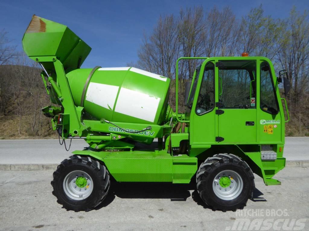 Merlo DBM 2500 EV