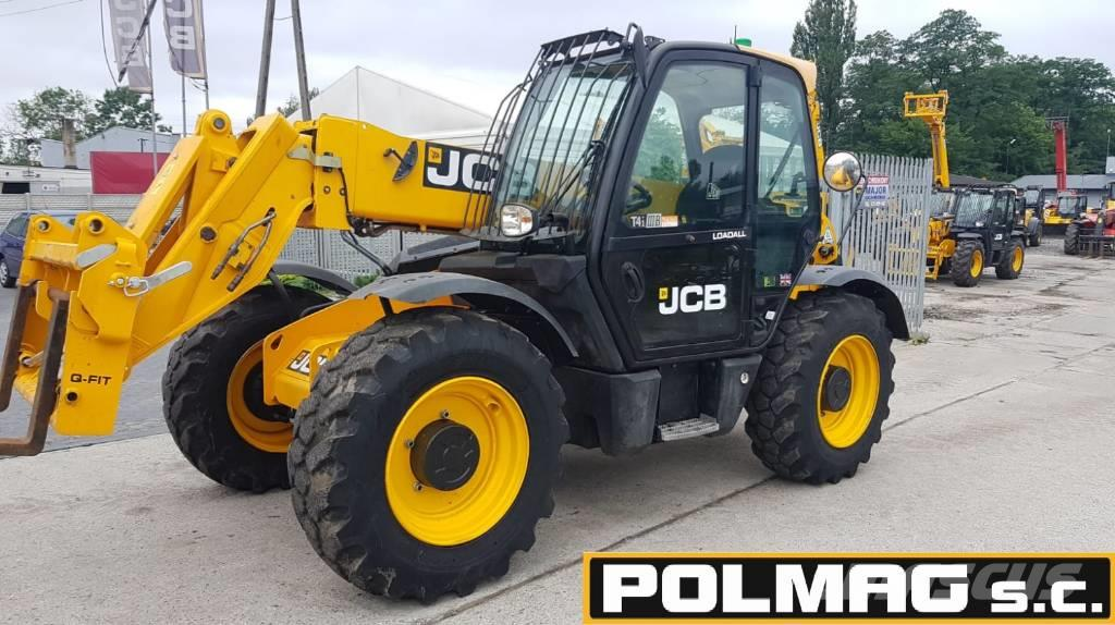 JCB 541-70 145.500 zł netto 531-70 536-70 535-95